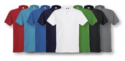 Stretch Premium Polo Men 3