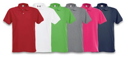 Stretch Premium Polo Men 2