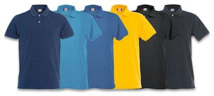 Stretch Premium Polo Men 1