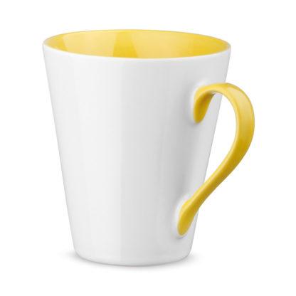 Keraaminen muki Hot Pastel keltainen