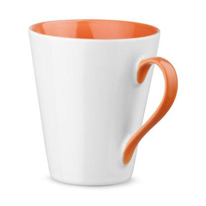 Keraaminen muki Hot Pastel oranssi